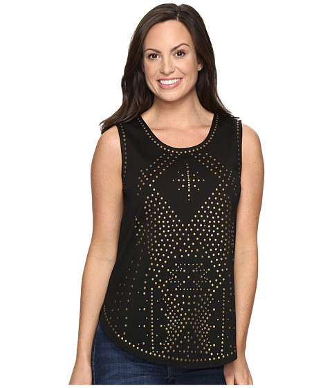 Tasha Polizzi Star Dust Tank Top