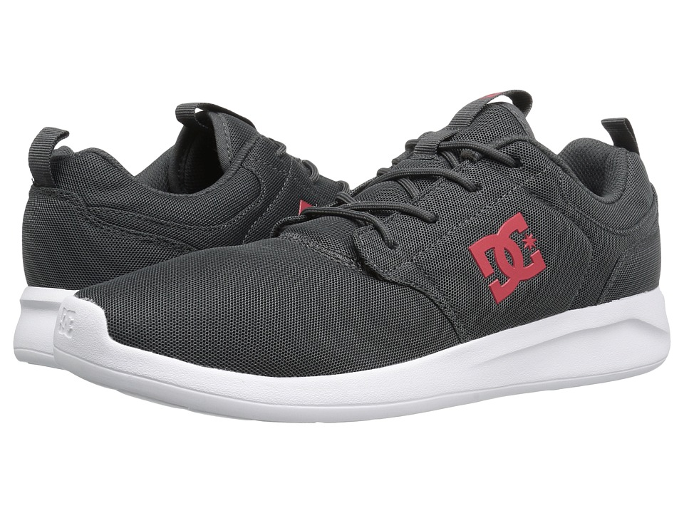 DC Midway (Grey/Red) Men
