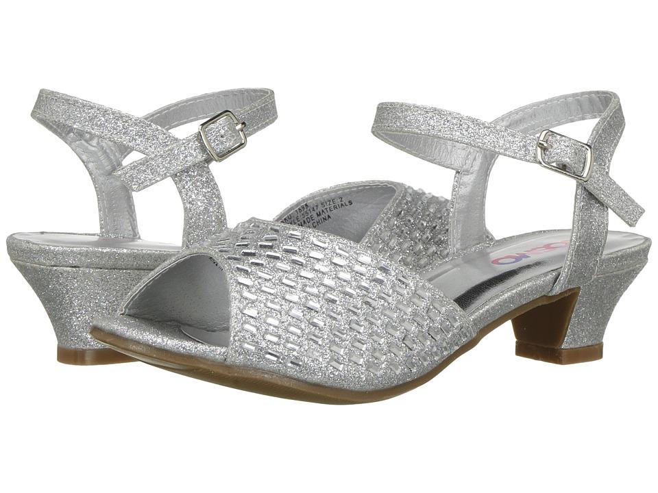 Josmo Kids - 55147M Peep Toe Ankle Strap Sandal