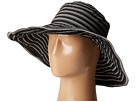 San Diego Hat Company RBL4788 Tonal Ribbon Wired Brim Hat