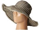 San Diego Hat Company RBL4788 Tonal Ribbon Wired Brim Hat