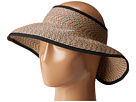 San Diego Hat Company - UBV002 Ultrabraid Visor with Ribbon Lining