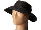 San Diego Hat Company San Diego Hat Company RHV1505 Raffia Roll Up Visor with Velcro Closure