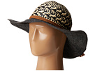 San Diego Hat Company RBL4791 Mixed Paper Crown Hat with Tassel