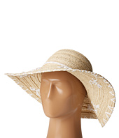 San Diego Hat Company - PBL3075 Floppy Paper Braid Hat with Shells