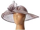 San Diego Hat Company San Diego Hat Company DRS1015 Derby Asymmetrical Fascinator Hat