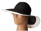 San Diego Hat Company UBL6491 Four Buttons Floppy Color Block Hat