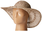 San Diego Hat Company - PBL3080 Four Buttons Open Weave Floppy Hat