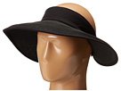 San Diego Hat Company PBV010 Four Buttons Visor with Elastic Closure