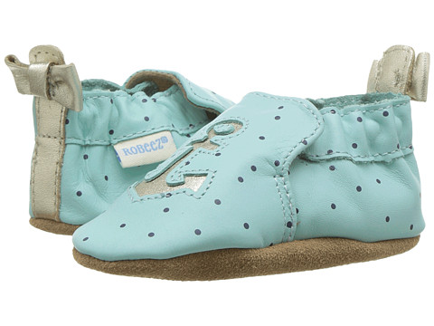 Robeez Anchors Aweigh Soft Sole (Infant/Toddler) - Blue