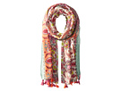 San Diego Hat Company - BSS1700 Paisley Scarf with Tassels