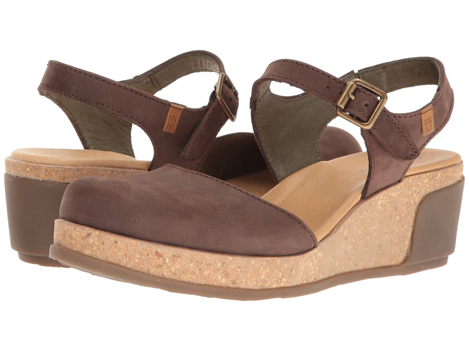 El Naturalista Leaves N5001 (Brown) Women