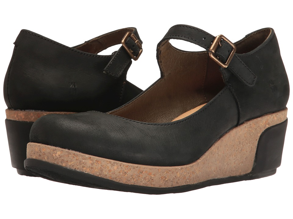El Naturalista Leaves N5004 (Black) Women
