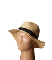 San Diego Hat Company - UBF1016 Paper Braid Fedora Hat with Bow Brim