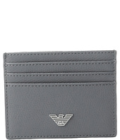 Emporio Armani - Grained Card Holder
