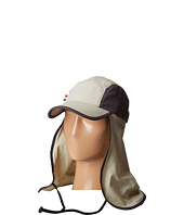 San Diego Hat Company - OCM4623 Lightweight 5 Panel Cap with Perforated Side Panels with Neck Cover and Neck Tie