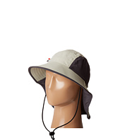 San Diego Hat Company - OCM4622 Lightweight Outdoor Hat with Perforated Crown Inset, and Adjustable Chin Corn and Neck Flap