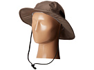 San Diego Hat Company San Diego Hat Company OCM4624 Lightweight Boonie Hat with Side Velcro, Sealed Seams and Adjustable Chin Cord