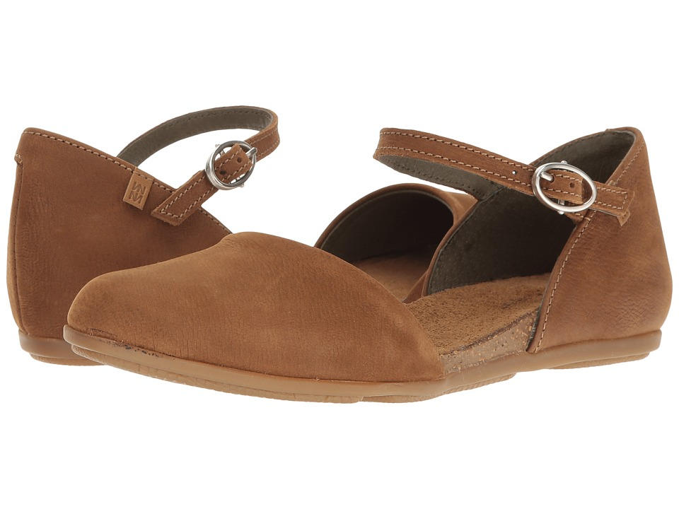 El Naturalista Stella ND54 (Wood 2) Women's Shoes