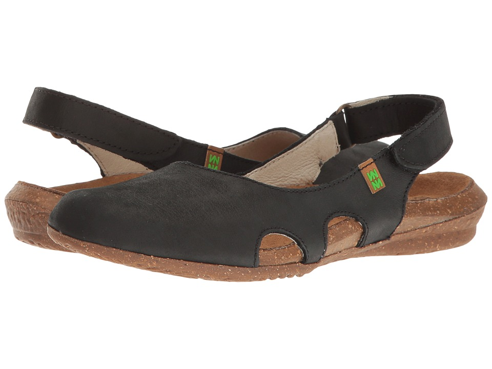 El Naturalista Wakataua N413 (Black 2) Women's Shoes