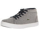Lacoste Kids - Straightset Chukka 217 2 (Little Kid/Big Kid)