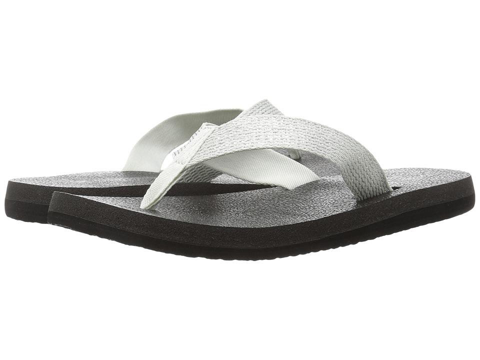 Sanuk Yoga Mat Web-Bling (Glacier/Silver) Women