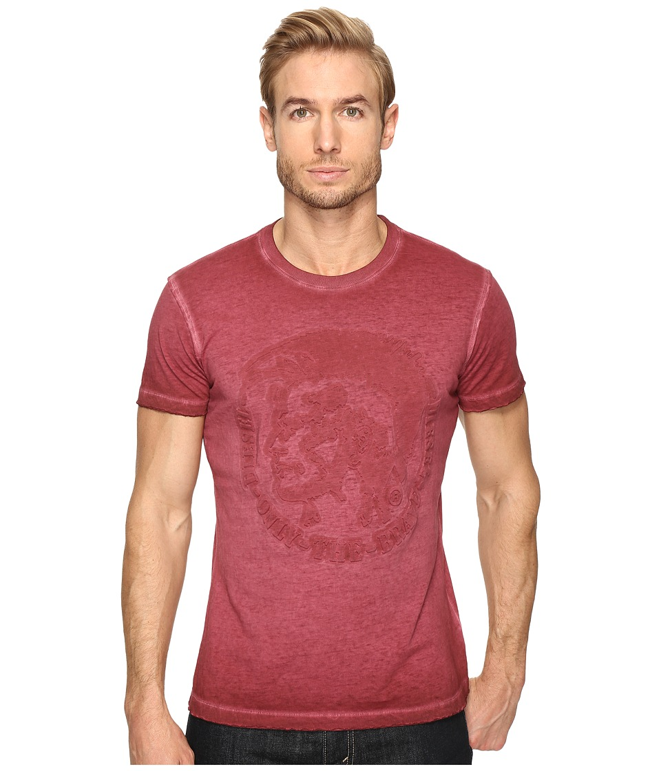 Diesel T-Diego-MM T-Shirt (Red) Men
