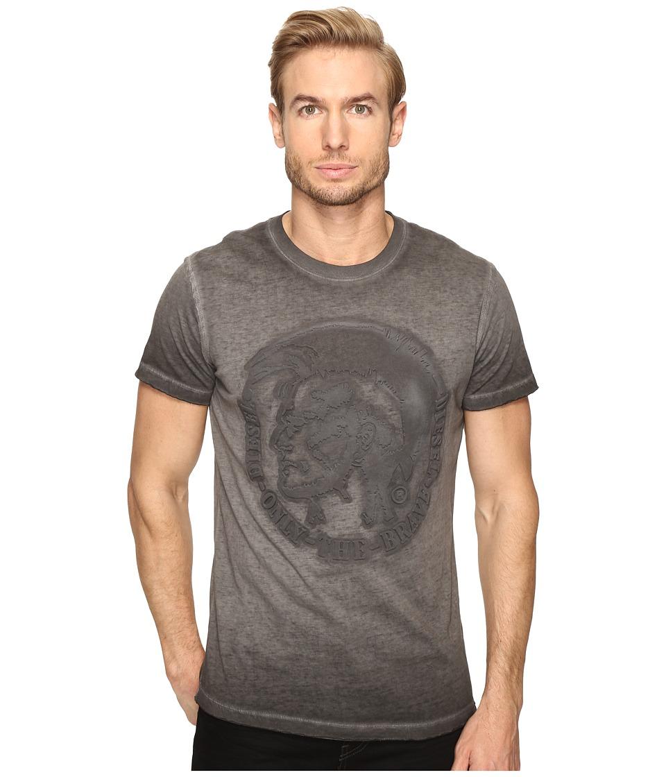Diesel T-Diego-MM T-Shirt (Black) Men