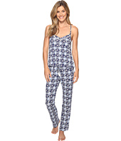 Lucky Brand - Crochet Inserts Cami Pajama Set