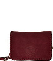 Tory Burch - Marion Suede Combo Crossbody