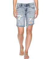Blank NYC - Longer Bermuda Shorts in Chills and Thrills