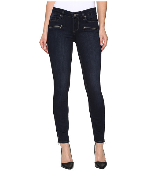 Paige Jane Zip Ultra Skinny w/ Caballo Inseam in Dayton No Whiskers