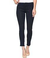Blank NYC - Navy Blue Moto Skinny in Midnight Ink