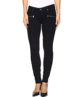 Paige - Jill Zip Ultra Skinny in Hayes No Whiskers