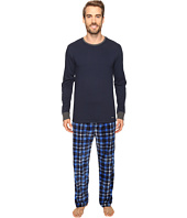 Kenneth Cole Reaction - Fleece PJ Set