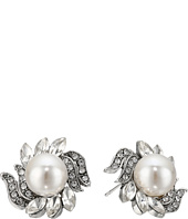 Nina - Anthia Floral Pearl Earrings
