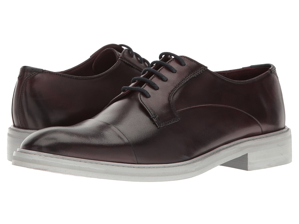 Ted Baker Aokii 2 (Dark Red Leather) Men