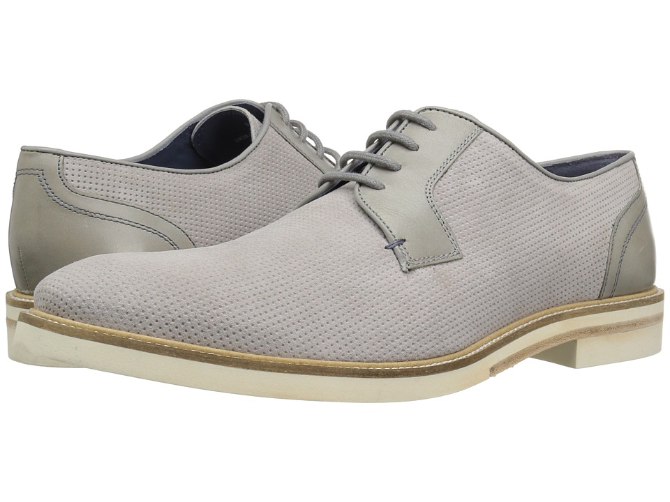 Ted Baker Siablo (Light Grey Suede) Men