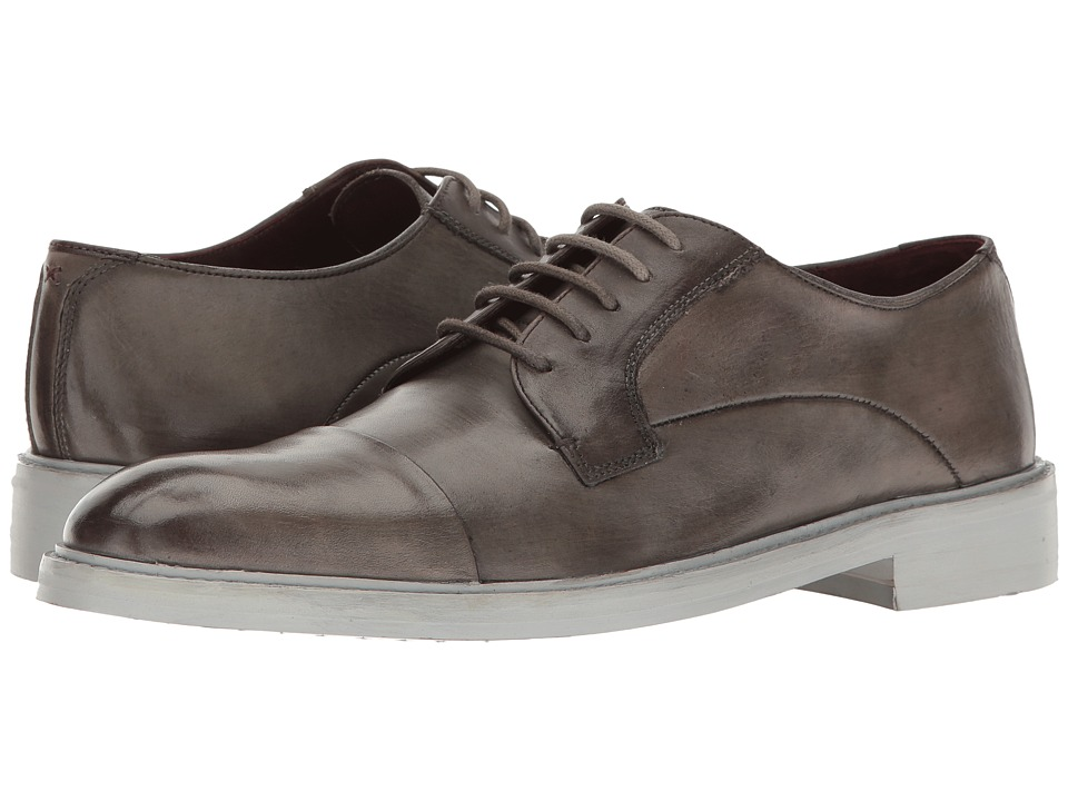 Ted Baker Aokii 2 (Grey Leather) Men
