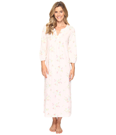 Carole Hochman Knit Jersey Caftan - Clover Toss
