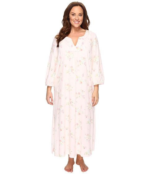 Carole Hochman Plus Size Knit Jersey Caftan