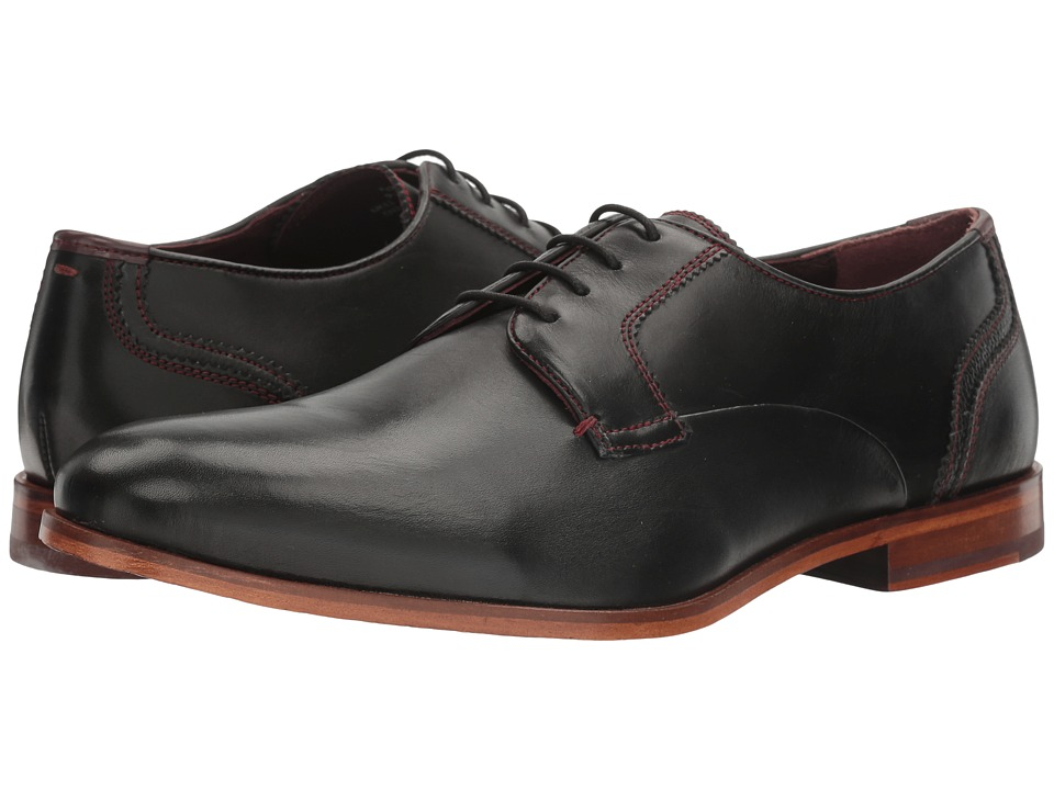 Ted Baker Iront (Black Leather) Men