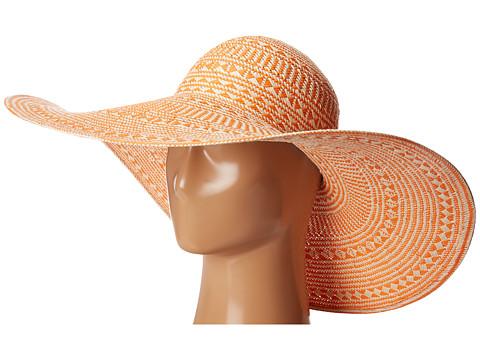 LAUREN Ralph Lauren Basketry Weave Sun Hat