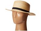 LAUREN Ralph Lauren Wheat Straw Boater Hat