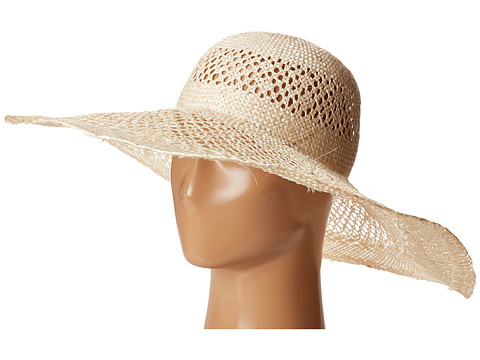 LAUREN Ralph Lauren Sisal Eyelet Sun Hat