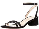 Marc Jacobs - Olivia Strap Sandal (Black Suede)