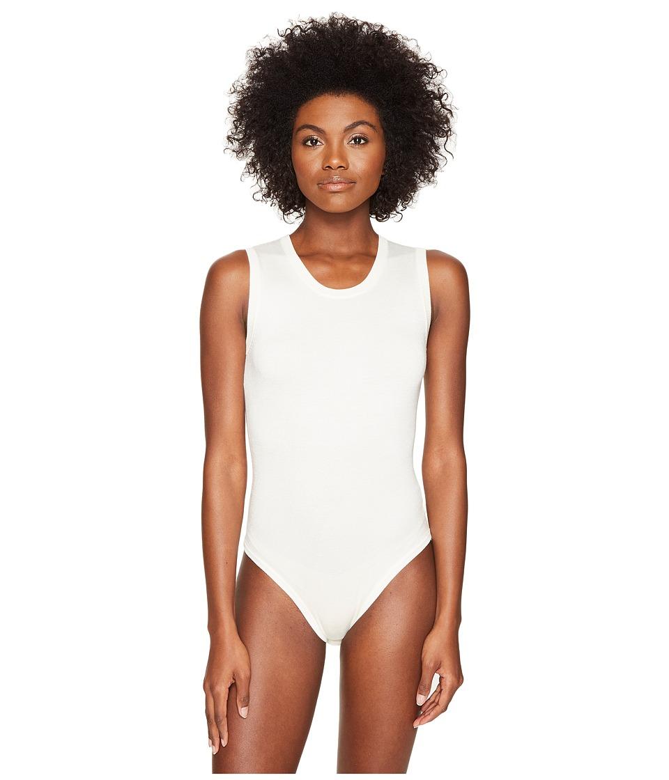 La Perla New Silk Soul Bodysuit (Ivory) Women's Jumpsuit ...
