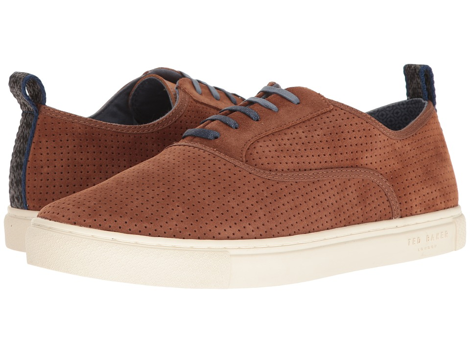 Ted Baker Odonel (Tan Suede) Men