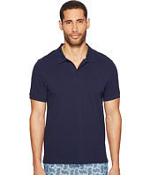 Vilebrequin - Pique Polo with Contrast Collar