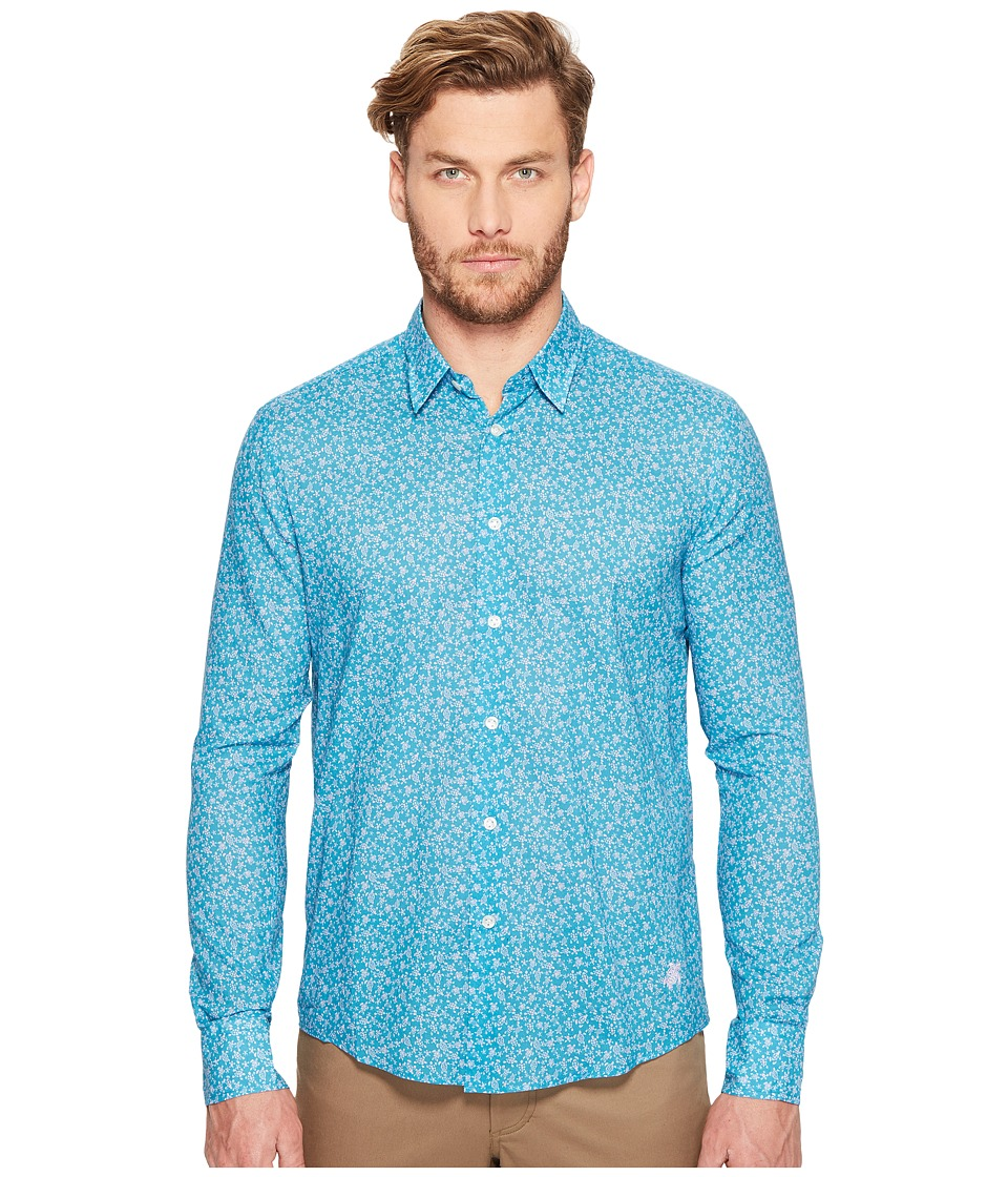 Vilebrequin - Micro Turtles Cotton Voile Button Up